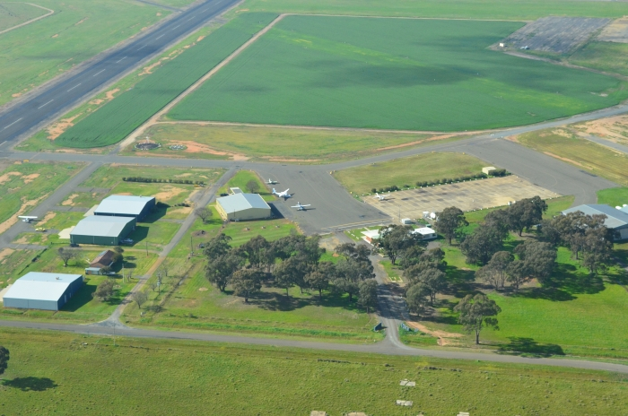 Tocumwal Aerodrome Overview