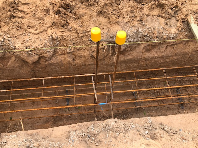 Footings 3