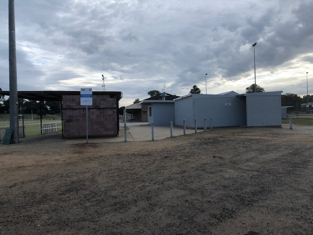Tocumwal Recreation Reserve Existing Building 1
