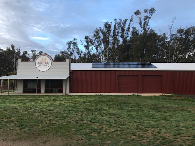 Tocumwal Recreation Reserve Hot Rod Solar 1
